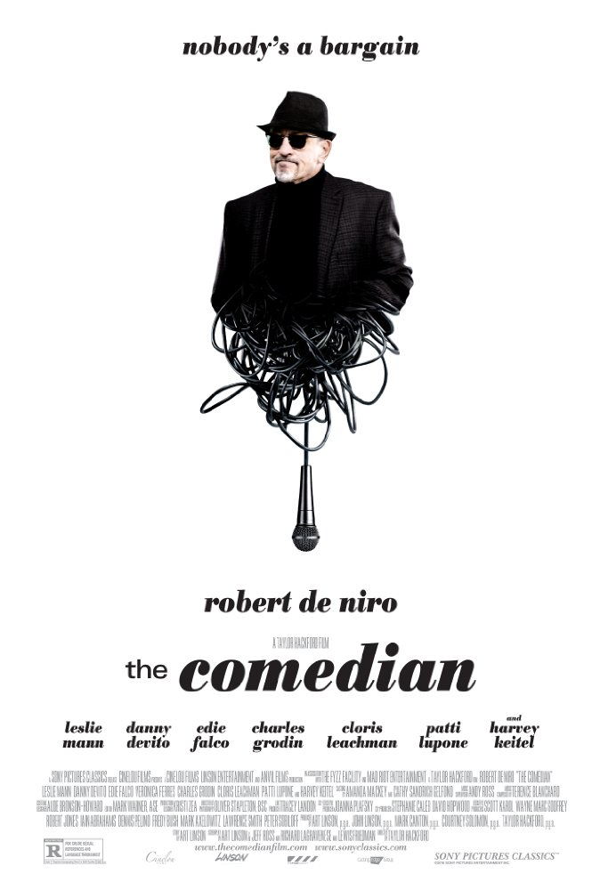 The Comedian 2016 720p BluRay x264 871 MB