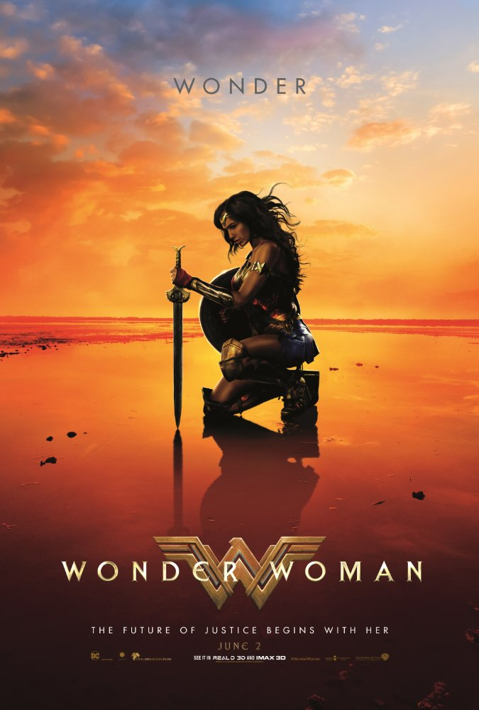 Wonder Woman 2017 720p TC 999 MB