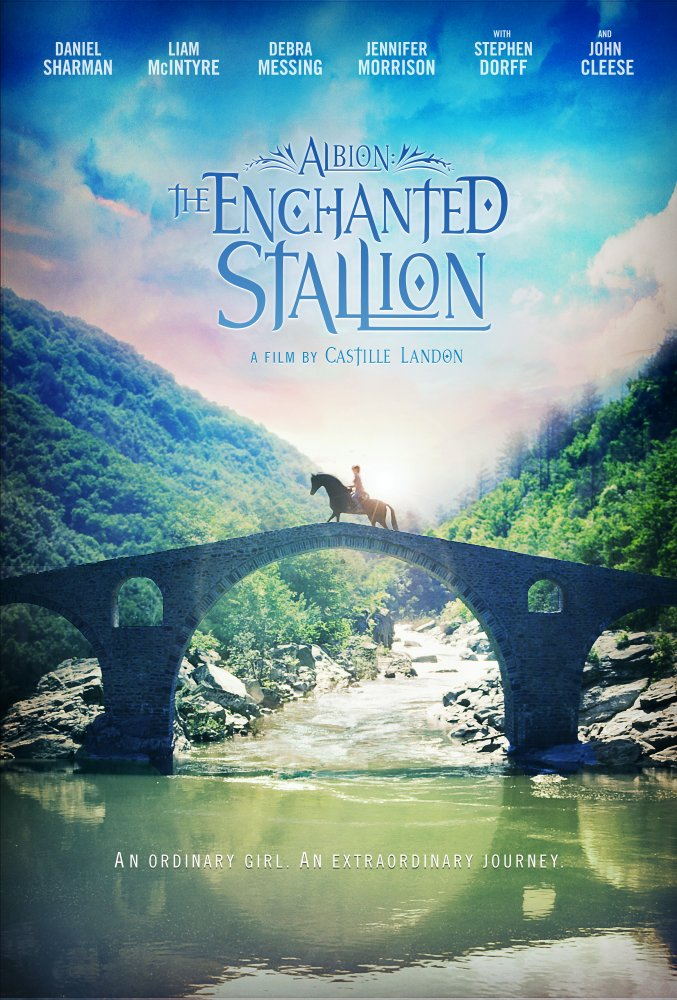 Albion: The Enchanted Stallion 2016 720p BluRay x264 785 MB