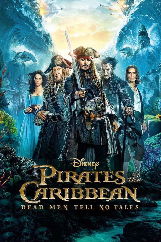 Pirates of the Caribbean: Dead Men Tell No Tales 2017 HDCAM 800 MB