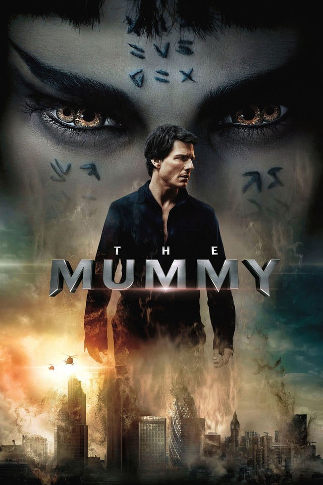 The Mummy 2017 Hindi Dubbed HDRip  x264