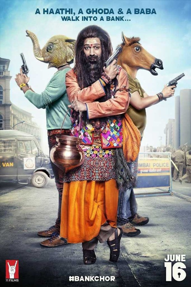 Bank Chor 2017 Hindi PreDvD Rip x264