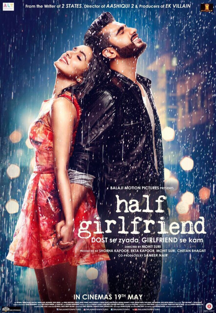 Half Girlfriend 2017 Pre-DvDRip x264 698 MB