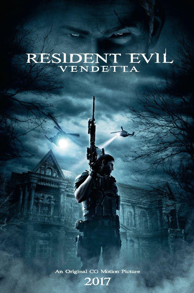 Resident Evil: Vendetta 2017 WEB-DL x264 842 MB