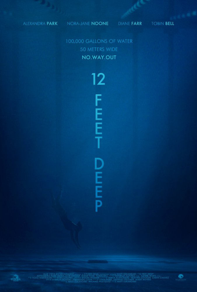 12 Feet Deep 2016 WEB-DL 934 MB