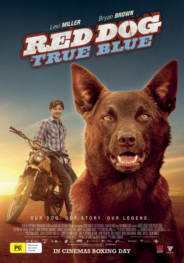 Red Dog: True Blue 2016 720p BluRay x264 648 MB