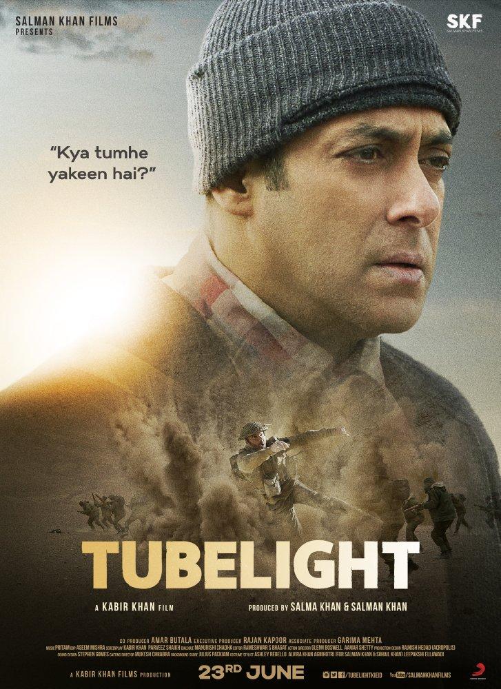 Tubelight 2017 DesiSCR Rip x264 700 MB
