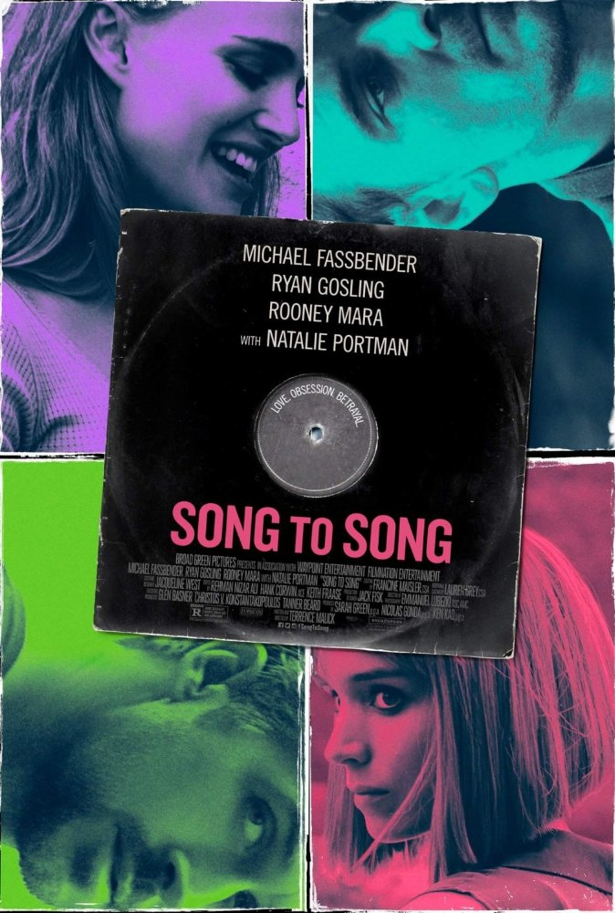 Song to Song 2017 720p BluRay x264 946 MB