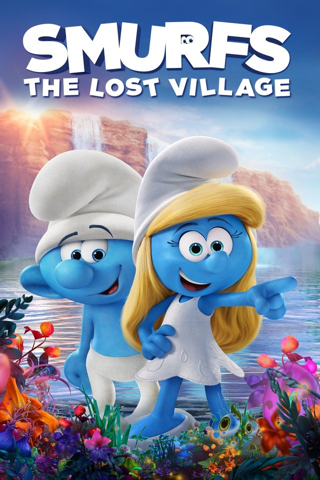 Smurfs: The Lost Village 2017 WEB-DL x264 781 MB