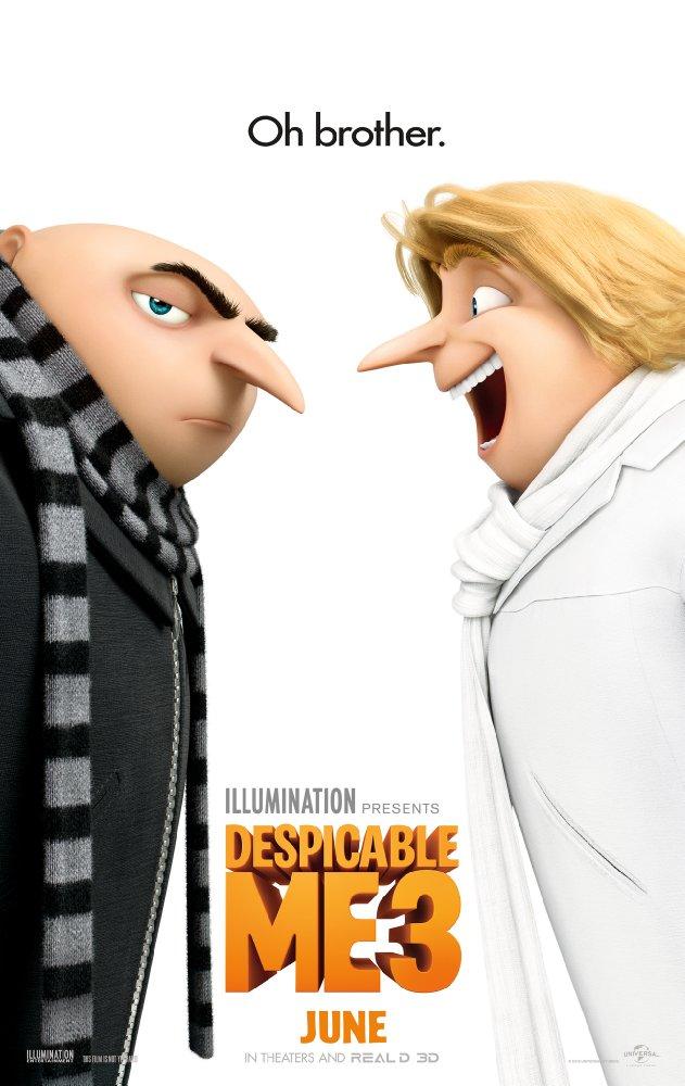 Despicable Me 3 2017 Hindi Dubbed HDRip x264