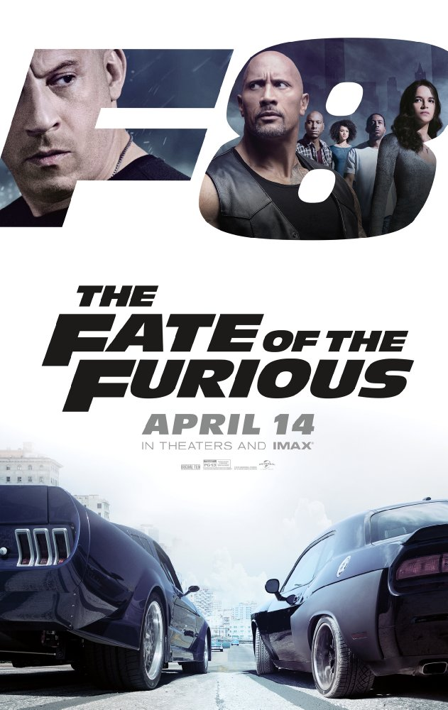 The Fate of the Furious 2017 720p BluRay x264
