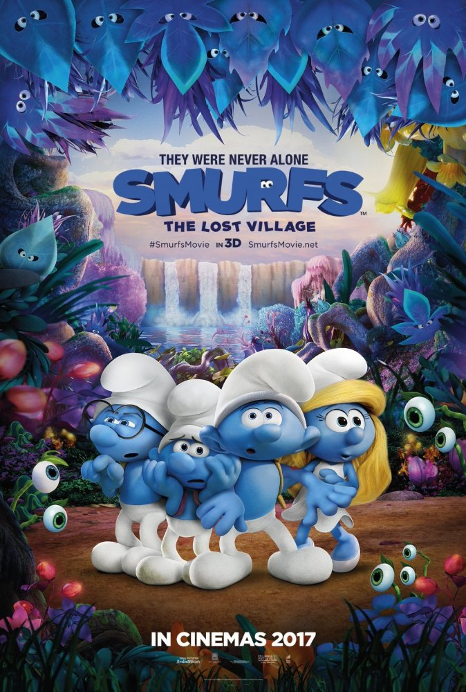 Smurfs: The Lost Village 2017 Hindi Dubbed 720p BluRay x264