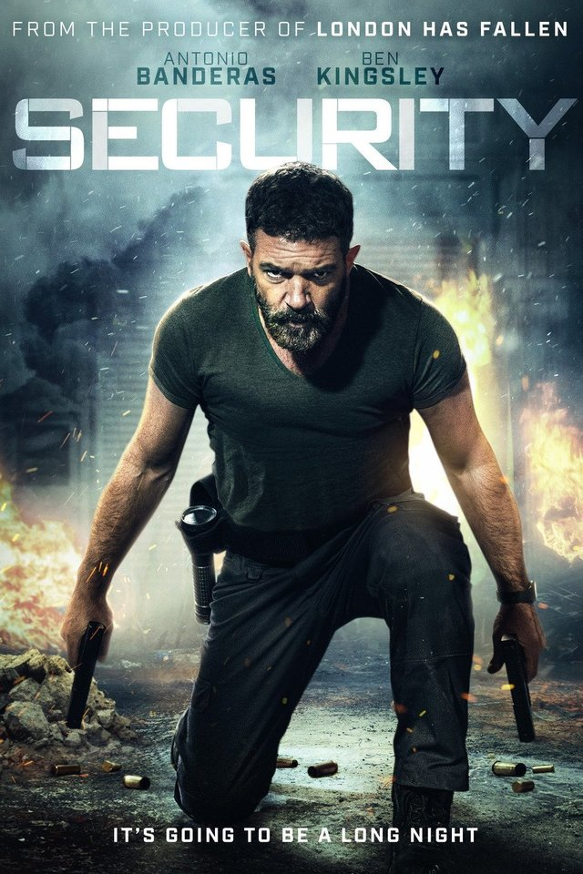 Security 2017 720p WEB-DL x264 700 MB
