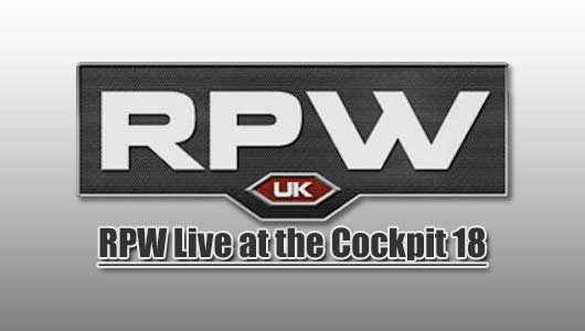 Watch RPW Live at the Cockpit 18