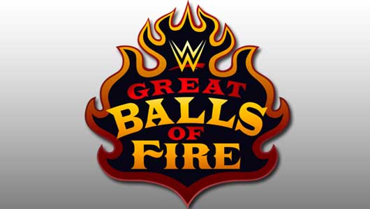 Watch WWE Great Balls of Fire 2017