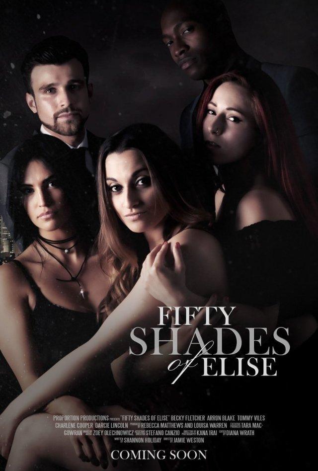Darker Shades of Elise 2017 HDRip XviD x264