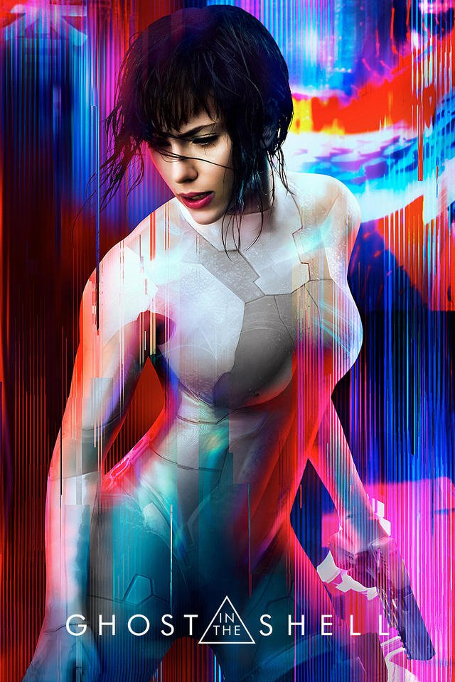 Ghost in the Shell 2017 720p BluRay x264