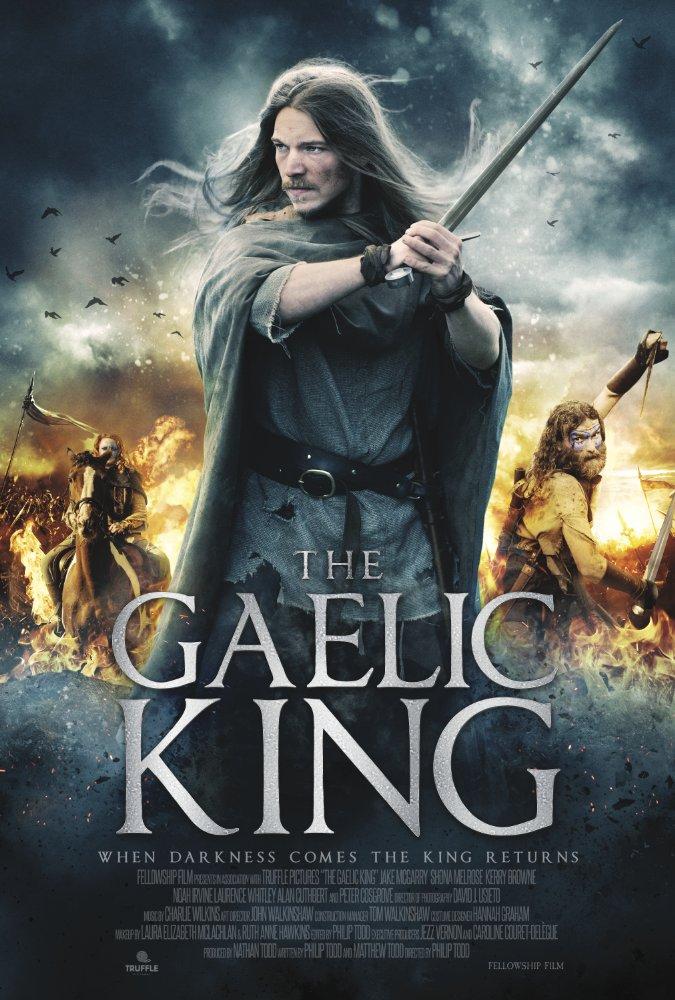The Gaelic King 2017 HDRip XviD x264