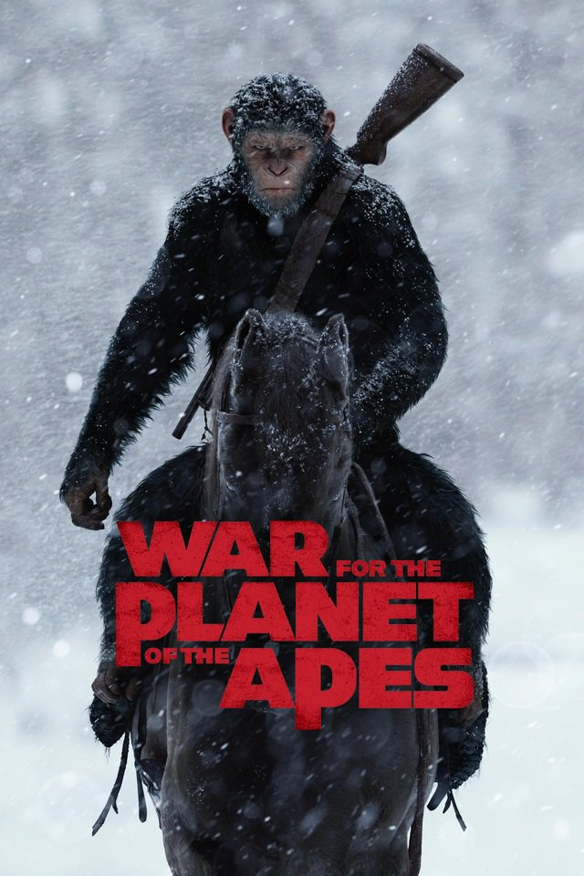 War for the Planet of the Apes 2017 Hindi Dubbed 720pTS-Rip x264