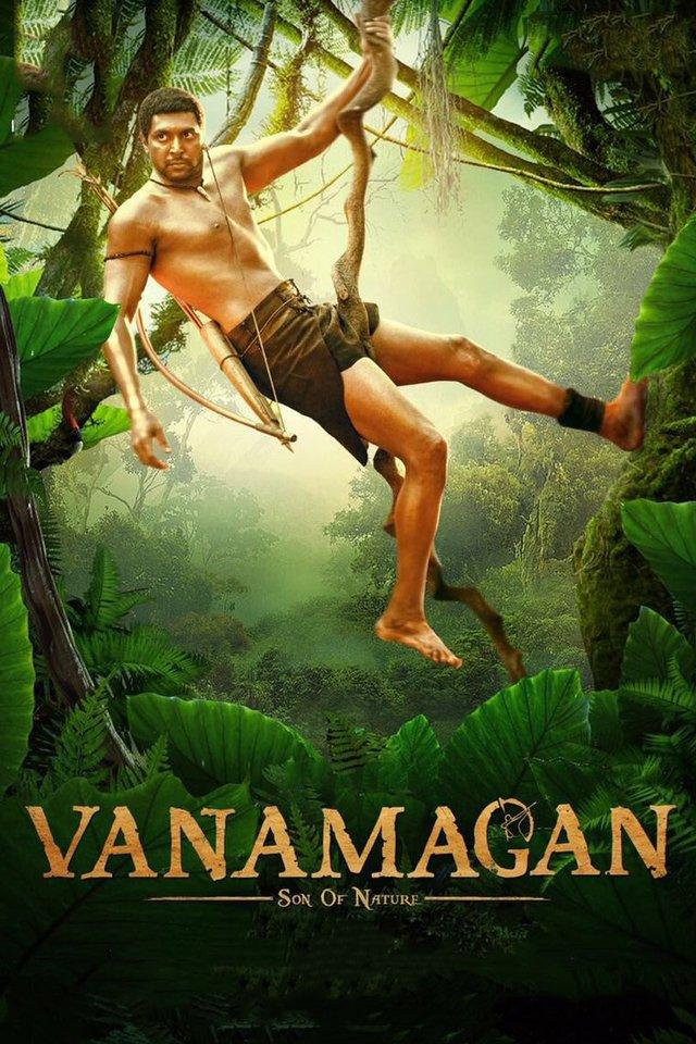 Anamagan 2017 Tamil WebRip X264