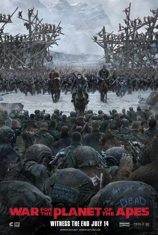 War for the Planet of the Apes 2017 HD-TS x264