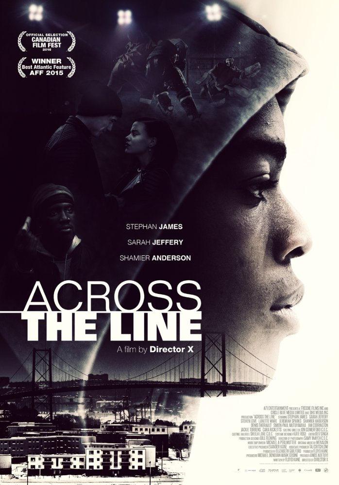 Across the Line 2015 720p BluRay x264