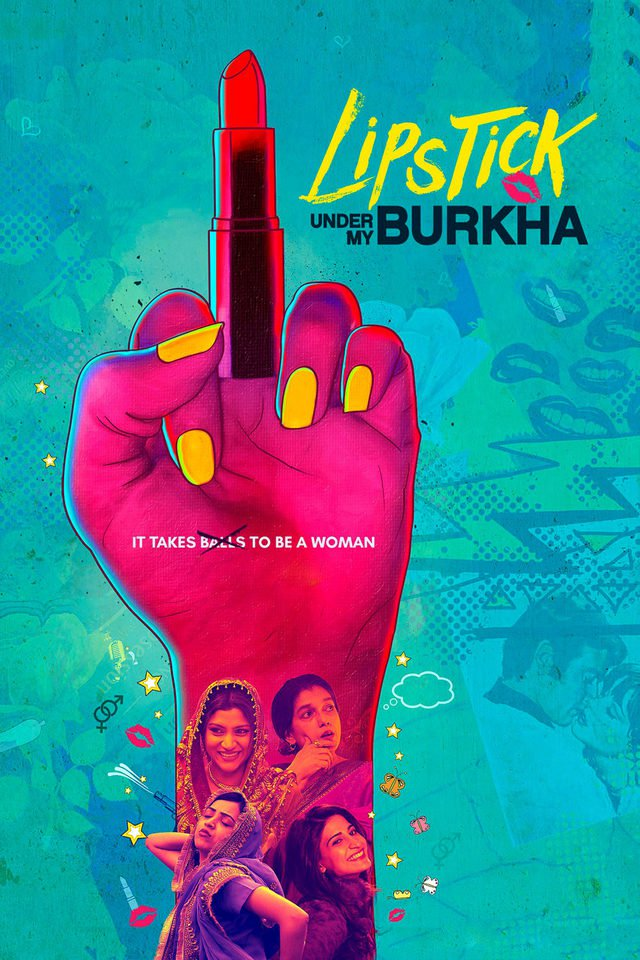 Lipstick Under My Burkha 2017 Hindi 720p Hindi Untouched WEBHD x264