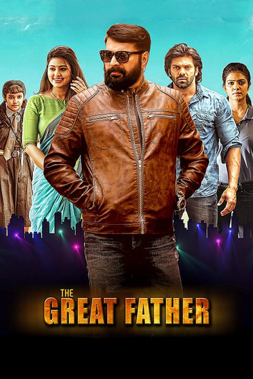 The Great Father 2017 Tamil WebRip X264