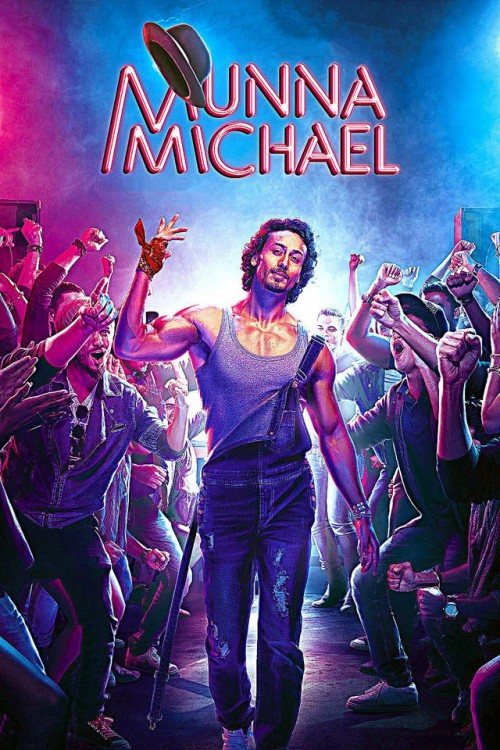 Munna Michael 2017 Hindi DvDScr x264