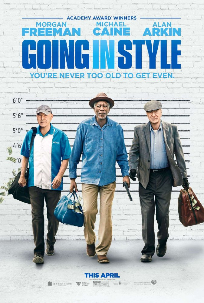 Going in Style 2017 720p BluRay x264