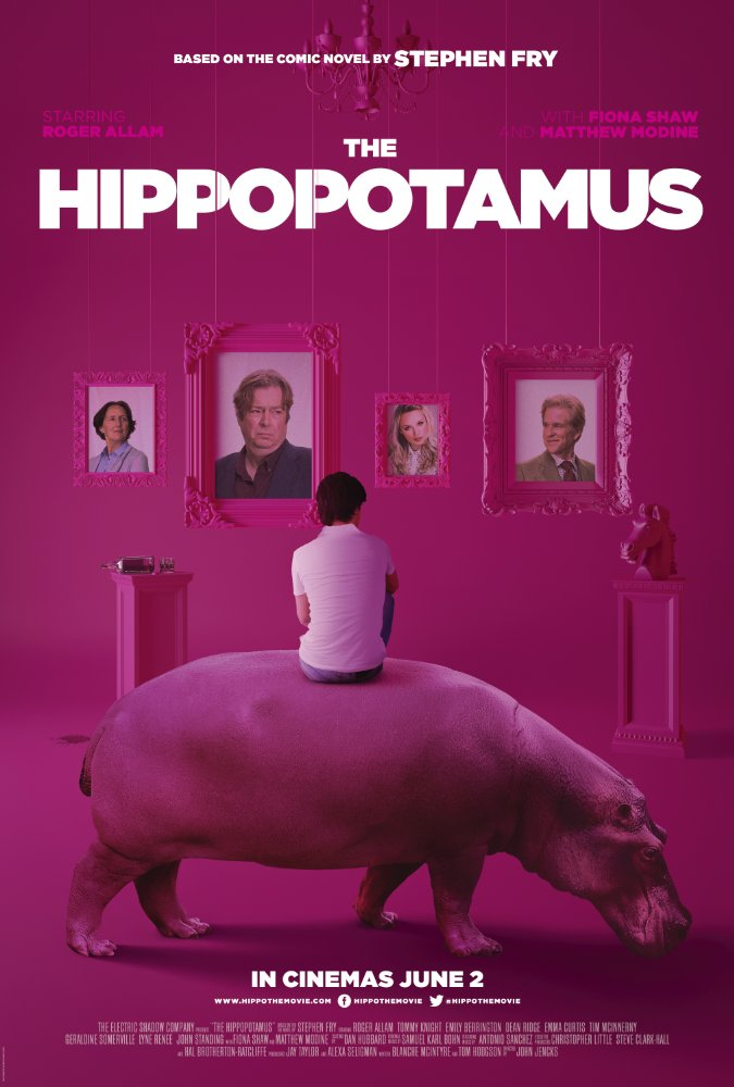 The Hippopotamus 2017 720p BluRay x264
