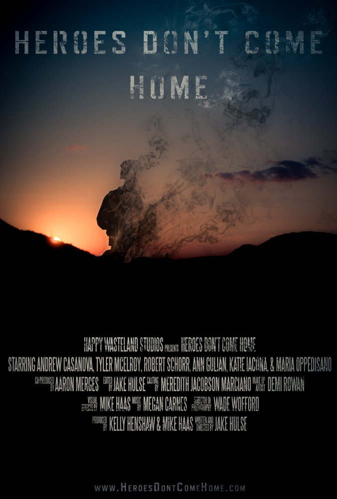 Heroes Don't Come Home 2016 720p WEB-DL x264