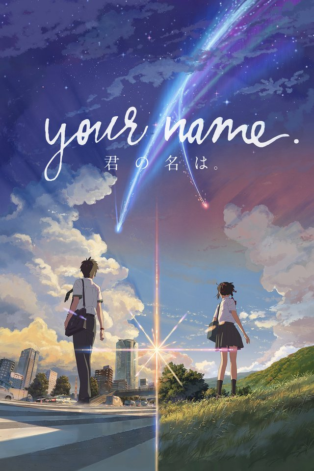 Your Name 2016 720p BRRip x264