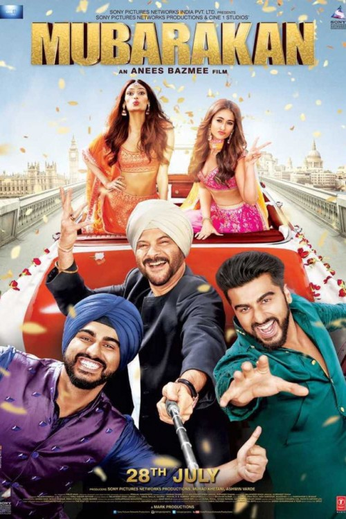 Mubarakan 2017 Hindi PreDvDRip x264
