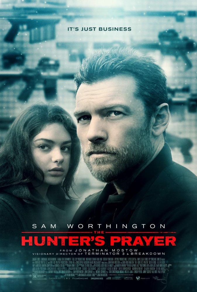 The Hunter's Prayer 2017 720p BRRip x264