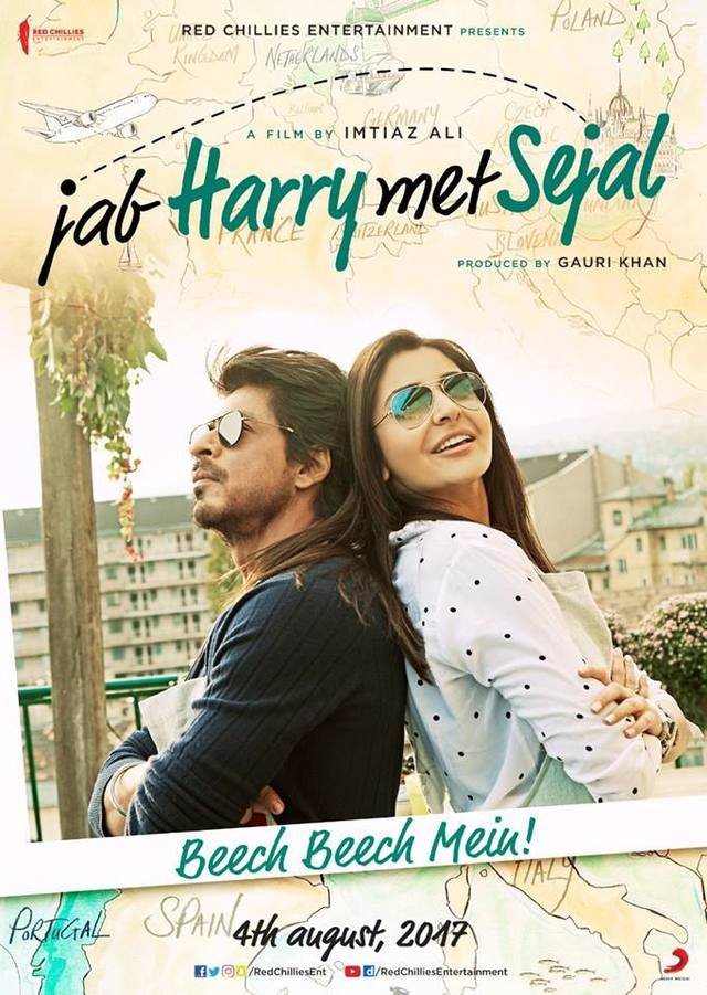 Jab Harry Met Sejal 2017 Hindi 720p HDRip x264
