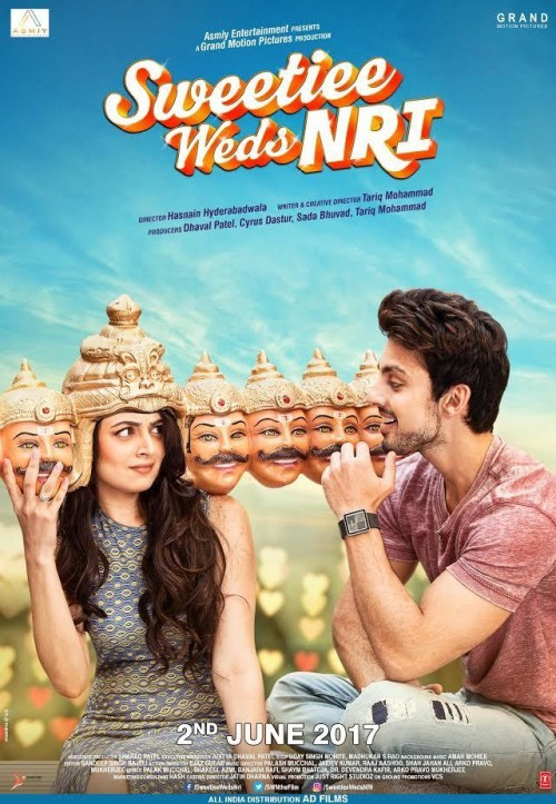 Sweetiee Weds NRI 2017 Hindi 720p HDTVRip x264