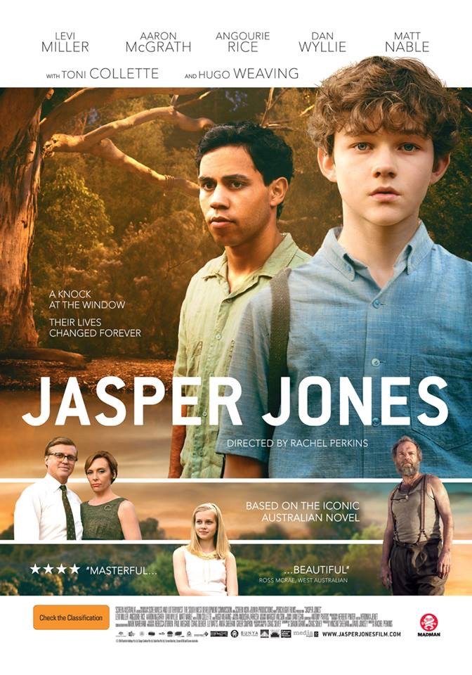 Jasper Jones 2017 720p BRRip x264 750 MB