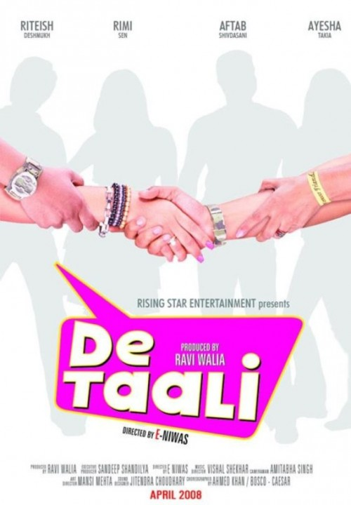 De Taali 2008 Hindi 1080p Untouched WebHD x265