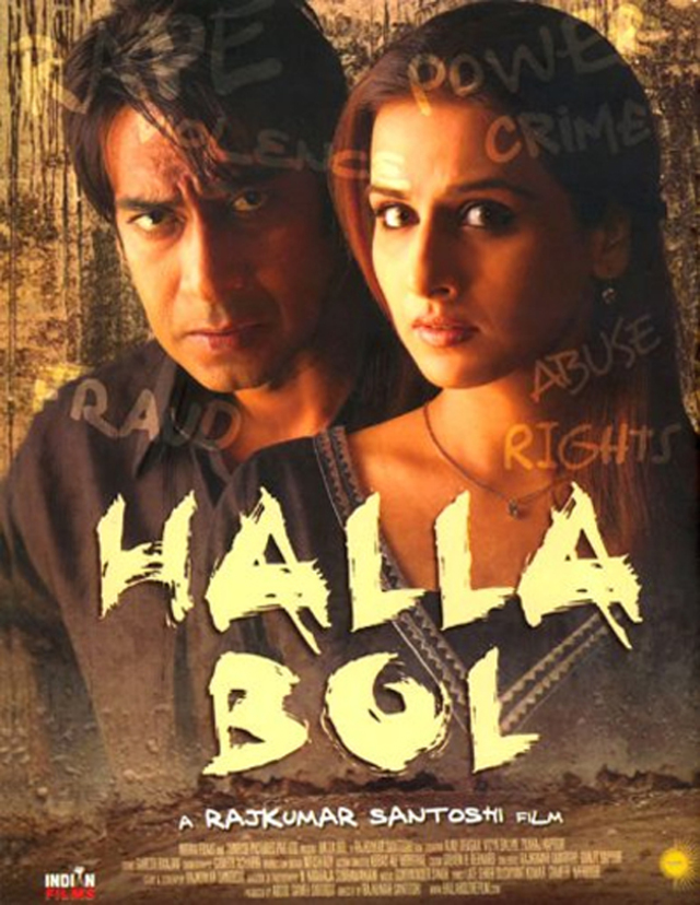 Halla Bol 2008 Hindi 1080p Untouched WebHD x265