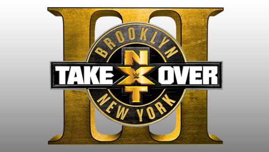 Watch WWE NXT Takeover Brooklyn 3