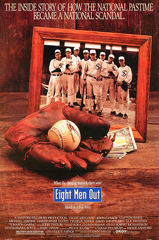Eight Men Out 1988 720p BluRay x264