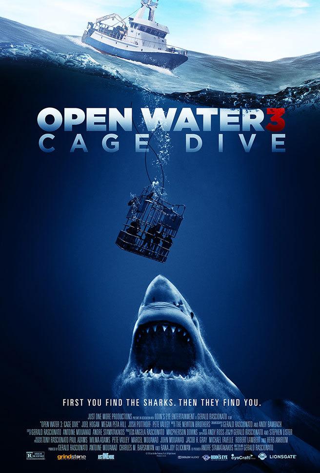 Open Water 3: Cage Dive 2017 720p WEBRip X264