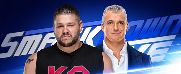 wwe smackdown live results 1/9/2018