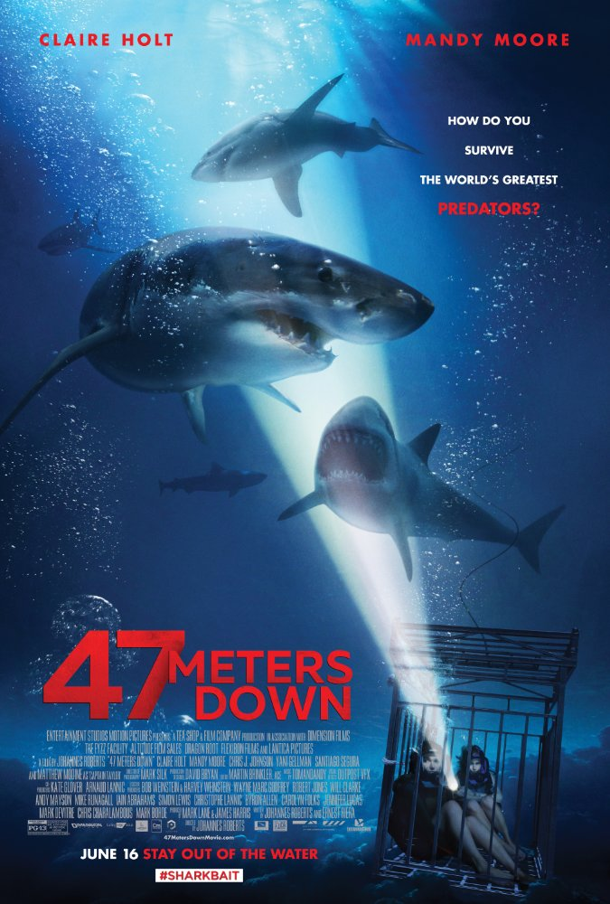 47 Meters Down 2017 720p BluRay x264