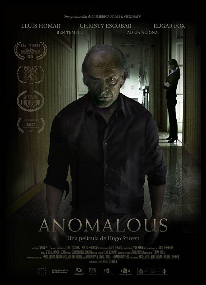 Anomalous 2016 720p BluRay x264