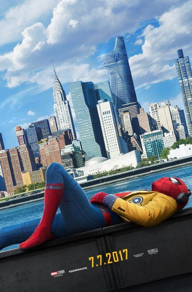 Spider-Man: Homecoming 2017 720p BluRay x264