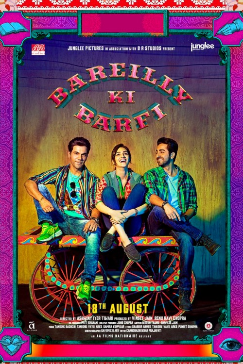 Bareilly Ki Barfi Hindi 2017 Desi PDVDRip x264