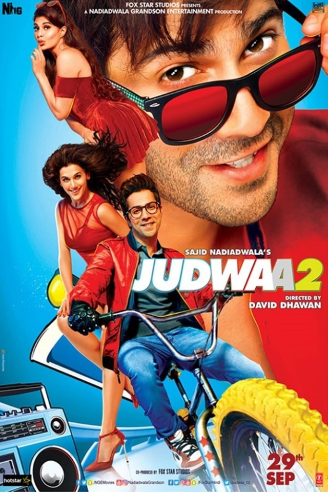 Judwaa 2 2017 Hindi PreDvD Rip x264