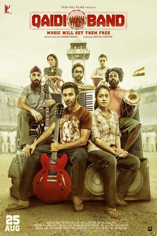 Qaidi Band 2017 Hindi DvDRip x264